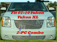 07 08 09 10 2009 GMC YUKON YUKON XL Billet Grille 2PC