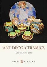 Art Deco Cerámicas-Libro De G. Stevenson-Shire álbum 367