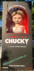 Trick or TreaT Studios Tiffany Doll Seed Of Chucky Childs Play Prop Lifesize 1:1