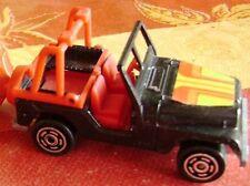Jeep - n°266 - Majorette - 1/54