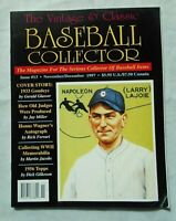 #13 (NOV/DEC 1997) Vintage & Classic Baseball Collector Magazine VCBC (VG)
