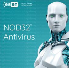 ESET NOD32 Antivirus 2020 - 1 Jahr  / 1 PC mehrsprachig , Vollversion