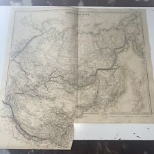 1834 Northern Asia J Arrowsmith Map From The London Atlas Antique