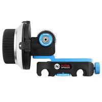 FOTGA DP3000 M3 Quick Release Follow Focus For 15mm Rail Rod System Video DSLR