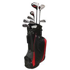 NEW Men's Tour X 12 Piece Complete Full Set Driver Irons Wood Hybrid Bag Putter