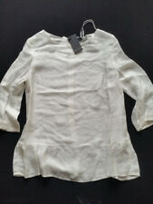 MARC O´POLO Bluse  birch white Gr.40 **NEU