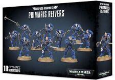Jeux: WARHAMMER 40k: Space Marines Primaris REIVERS