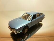 NOREV JET-CAR CITROEN CX 2200  - BLUE METALLIC 1:43 - GOOD CONDITION