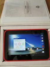 Tesco hudl 1 red tablet