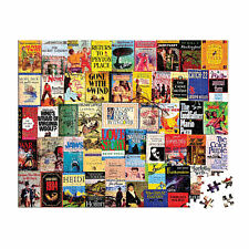 Best Sellers Book Covers Jigsaw Puzzle - 1000 Pieces