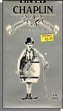Charlie Chaplin Centennial Collection Vol. 6 - New VHS Video!