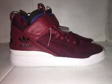 Adidas VERITAS-X Men's basketball Shoes Sz 10 Burgundy S77632