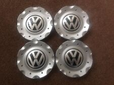 4 X VW Passat 01-05 Alloy Wheel Centre Cap/Trims 3B0 601 149L