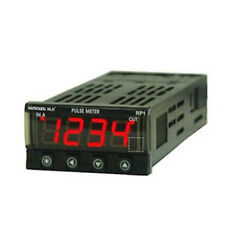 Hanyoung Nux RP1-4AN Multi pulse meter 48(W) x 24(H) 4-digits Display Only