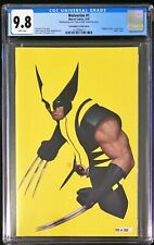 Wolverine 1 (2020) - 9.8 - Christopher Variant - Negative Space - 1995 of 3000