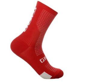 Giro Road Cycling Socks Red 2021 +39-45 Men/Women (UK)