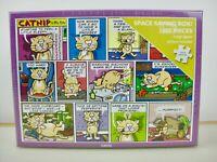 Brand New Jigsaw Puzzle Catnip the Cat 1000 Piece 68.5x49cm Cartoon Otter House