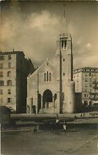 CARTE PHOTO 140915 - CORSE - BASTIA - église des Capanelles