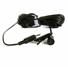 Microphone for DSLR CAMERA, Camcorder, PC, Laptop, Audio Recorder (6 meter wire)