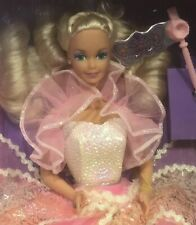 1990 Fantasy Costume Ball Barbie doll NRFB Superstar face
