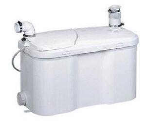 Setma Watersan 4 Hebeanlage Abwasser Schmutzwasser Dusche Waschmaschine 60°