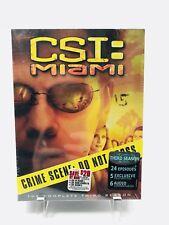 New CSI: Miami - The Complete Third Season (DVD, 2005, 7-Disc Set, Checkpoint)