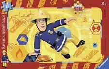 Ravensburger Italy Sam il Pompiere Puzzle Incorniciato 06125 9