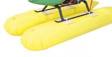 Schwimmer gelb für Hubschrauber , Länge 650mm, für 6,5 - 10 ccm oder Elektro