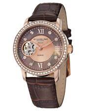 Stuhrling Original 710 05 Memoire Automatic Womens Watch w/ Swarovski Elements