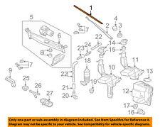 VW VOLKSWAGEN OEM 13-17 CC-Wiper Blade 3C8998002