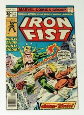 Iron Fist #14 (First Appearance of Saber-Tooth) / VF-NM