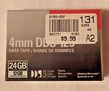 imation 4mm DDS-125 Data tape 12/24 GB DAT Extended Length Factory Sealed