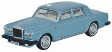 Oxford Diecast Bentley T2 Saloon Caribbean Blue 76BT2001