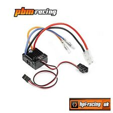 HPI SC-3SWP Brushed Waterproof RC Electronic Speed Controller NiMh LiPo 114712