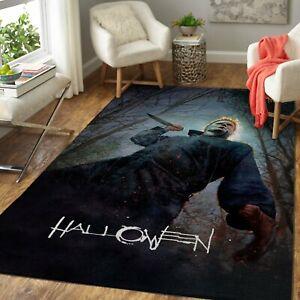 Michael Myers – Halloween Series 190902 Carpet Living Room Rugs