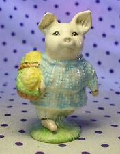 BESWICK England Beatrix Potter's LITTLE PIG ROBINSON Figurine Royal Doulton RARE