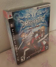 BlazBlue: Calamity Trigger -- Limited Edition (PS3) *BRAND NEW & SEALED*
