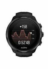 SUUNTO SPARTAN SPORT with WRIST HEART RATE HR All Black Multisport GPS watch