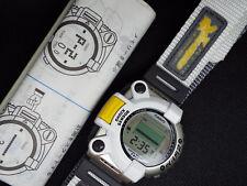 Vintage Casio Digital GAME Watch 1456 JG-310 SHOCK SENSOR CYBER CARTOON HEROES