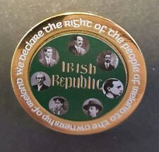Easter Rising 1916 Pin Badge Irish Republican