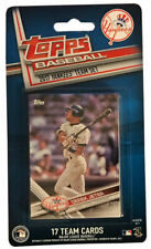Topps 17TOBTSNYY Limited Edition 2017 Yankees Team Card Set