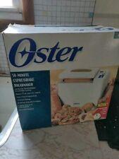 New listing Oster Ckstbrtw20 Expressbake Breadmaker 2 Lb. - White