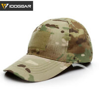 IDOGEAR Airsoft Baseball Cap Dad Hat Sun Hats Headwear Camo Military Hunting