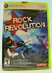 Rock Revolution (Microsoft Xbox 360, 2008) New !