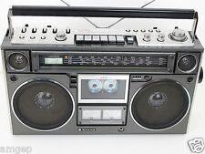 SANYO M9994 RADIO CASSETTE RECORDER BOOMBOX GHETTOBLASTER NEUWERTIG MINT JAPAN日本