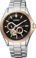 Citizen Mechanical NP1014-51E Automatic Watch Sapphire Glass JAPAN Free Shipping