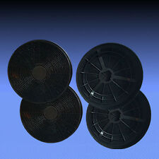4 Aktivkohlefilter für Dunstabzugshaube PKM 9040/90B , RH-6090 , 400 RH-9090
