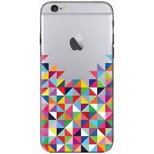 TPU Silicone Geometric iPhone Case Cover For iPhone 6&6sUK Stock