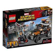 LEGO® Marvel Super Heroes 76050 Crossbones gef��hrlicher Raub NEU OVP NEW MISB