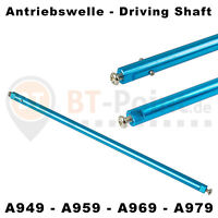 Antriebswelle driving shaft Aluminium Wltoys A949 A959 A969 A979 1:18 RC Car